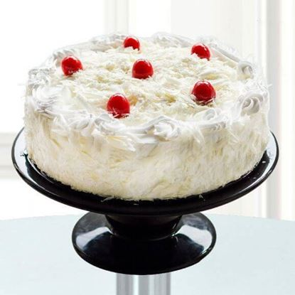 Picture of White Forest Cake