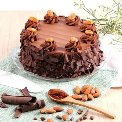 Picture of Choco Almond Cake