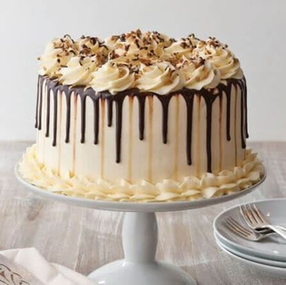 Picture of Caramel Chocolate Cake