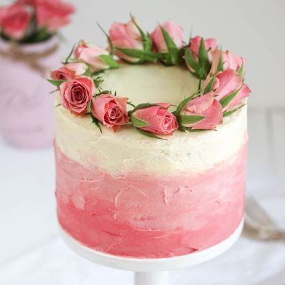 Picture of Floral Cake