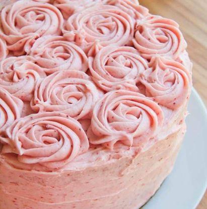 Picture of Premium Strawberry Cake