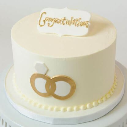 Picture of Engagement Cake 3