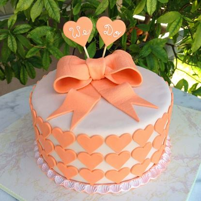 Picture of Engagement Cake 10
