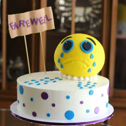 Picture of Farewell Cake