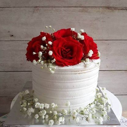 Picture of Floral Cake 4