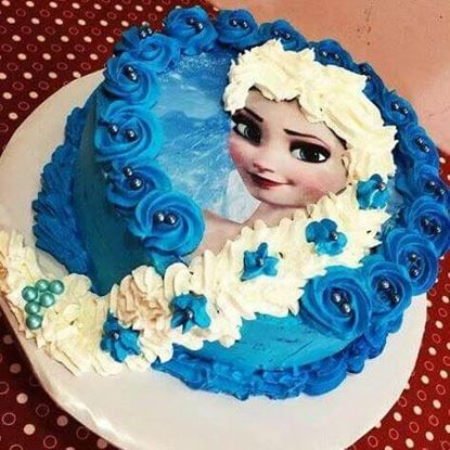 Picture of Frozen Cake