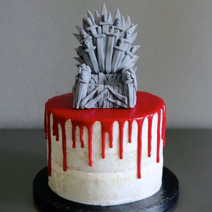 Picture of Game of Thrones Cake