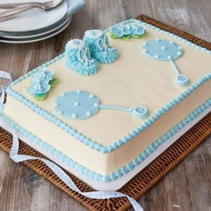 Picture of Its a Boy Cake 2