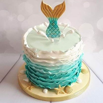 Picture of Mermaid Cake 1