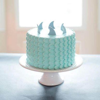 Picture of Sea Theme Cake