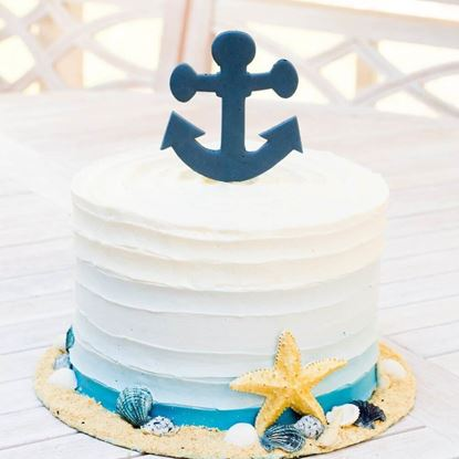 Picture of Sailor Theme Cake