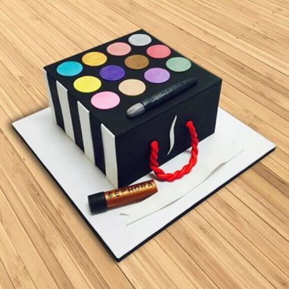 Picture of Sephora Makeup Cake