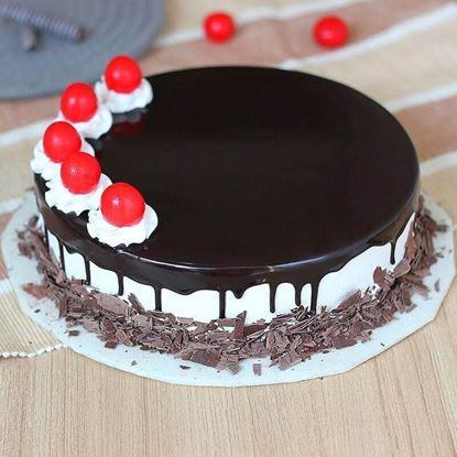 Picture of Choco Vanilla Cake