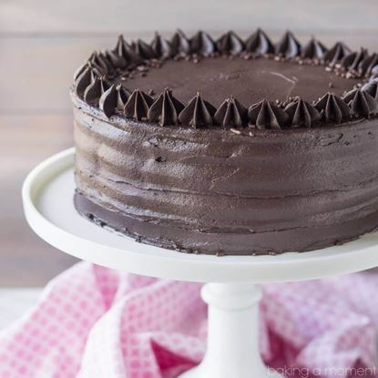 Picture of Chocolate Blackout Cake