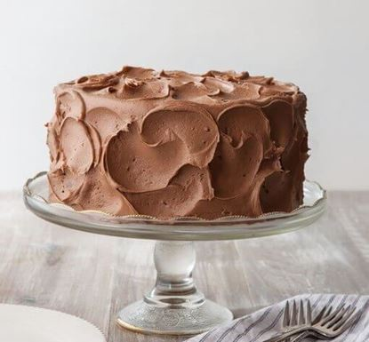 Picture of Italian Chocolate Cake