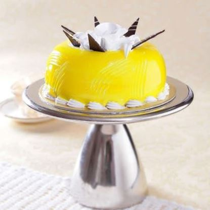 Picture of Pineapple Dome Cake