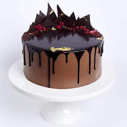 Picture of Exotic Chocolate Cake