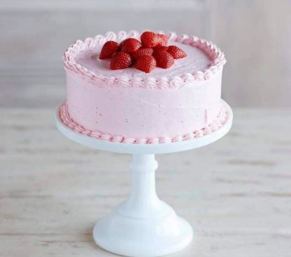 Picture of Fresh Strawberry Cake