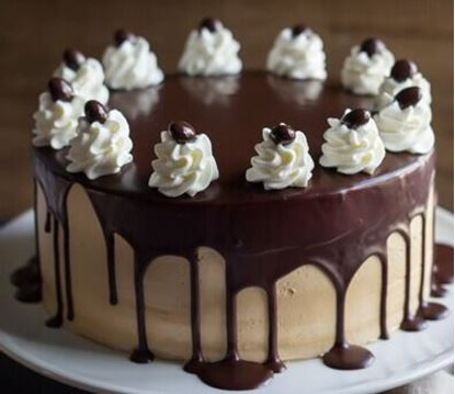 Picture of Mocha Chocolate Cake