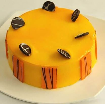 Picture of Orange Blossom Cake