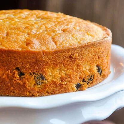 Picture of Rum and Raisin Cake