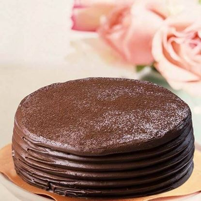 Picture of Belgian Chocolate Cake