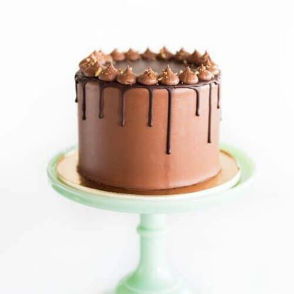 Picture of Classic Chocolate Drip Cake
