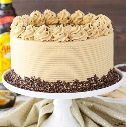 Picture of Mocha Layer Cake