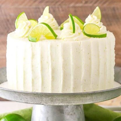 Picture of Lime Cake