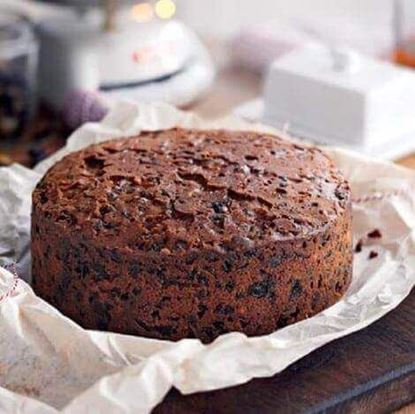 Picture of Rich Dry Fruit Cake