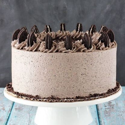 Picture of Chocolate Oreo Cake