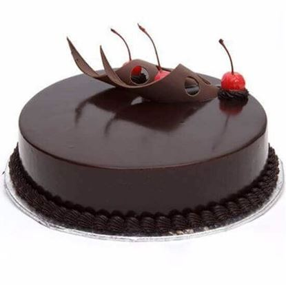 Picture of Chocolate Truffle Cake