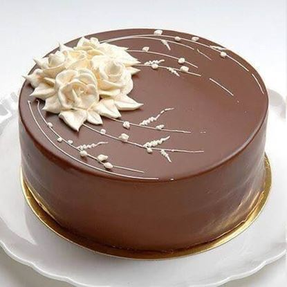 Picture of Elegant Chocolate Cake
