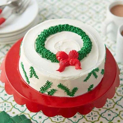 Picture of Christmas Cake 2