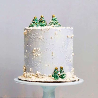 Picture of Christmas Cake 3