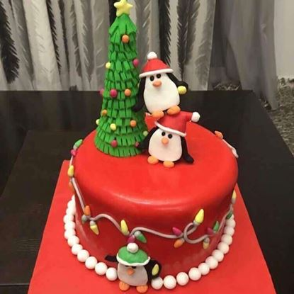 Picture of Christmas Cake 6