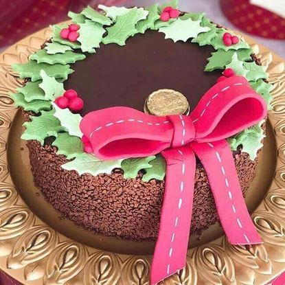 Picture of Christmas Cake 8