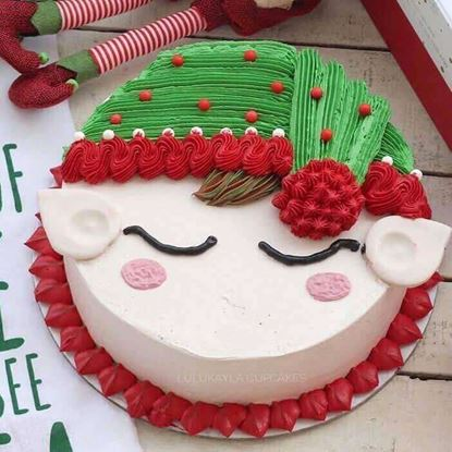 Picture of Christmas Cake 12