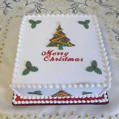 Picture of Christmas Cake 13