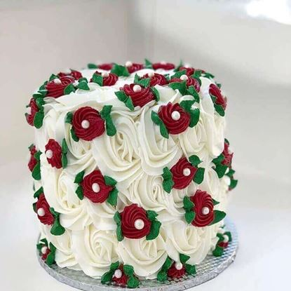 Picture of Christmas Cake 14