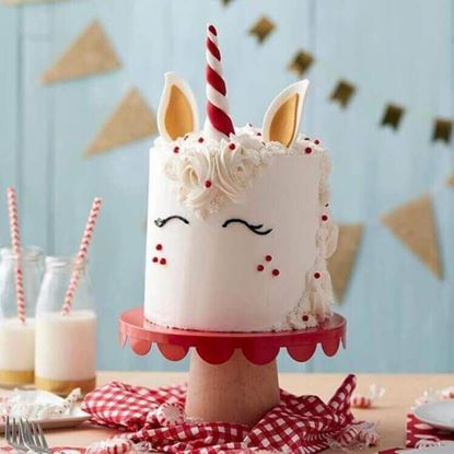 Picture of Christmas Unicorn Cake