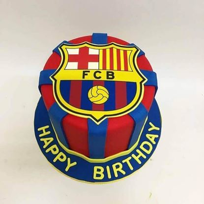 Picture of FCB Cake 3