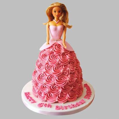 Picture of Barbie Cake 1