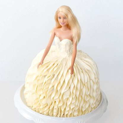 Picture of Barbie Cake 5
