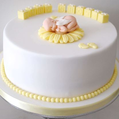 Picture of Baby Shower Cake 6