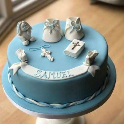 Picture of Christening Cake 2
