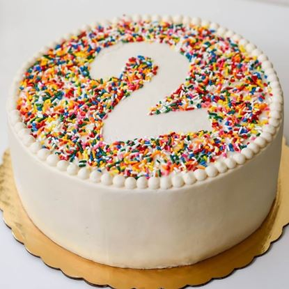 Picture of 2nd Birthday Cake