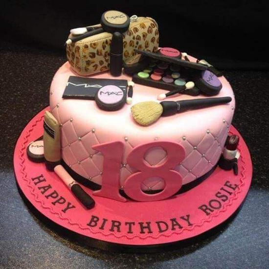 Awesome 18Th Birthday Cake 2 Online Online Cake Delivery Order Cake Funny Birthday Cards Online Inifodamsfinfo