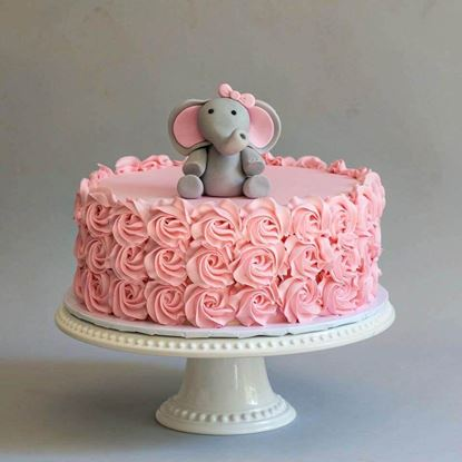 Picture of Baby Elephant Cake 2