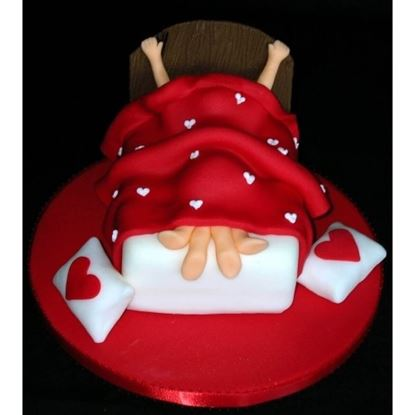 Picture of Bachelorette Party Cake 1